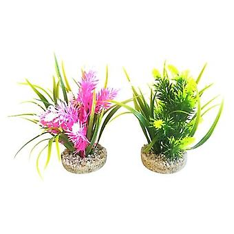 Sydeco Bioaqua Jungle H.15Cm Sydeco (Poissons , Décoration , Plantes artificielles)