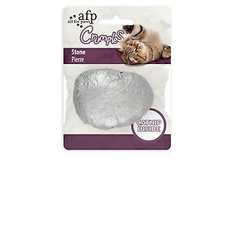 AFP Piedra Plata Crumples (Gatos , Juguetes , Peluches y plumas)
