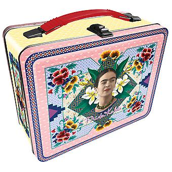 Frida Kahlo Tin Carry All Fun Box