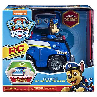 Paw Patrol Chase Radio Control Police Cruiser RC Speelgoed Figuur