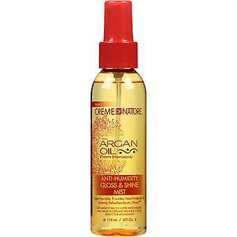 Creme of Nature Argan Oil Gloss & Shine Mist 118 ml