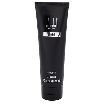 Desejo Shower gel por Alfred Dunhill 3 oz gel de banho