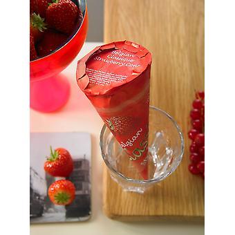 Cooldelight Classique Strawberry Ice Cream Cones