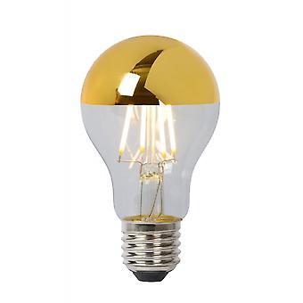 Lucide LED-Lampe Vintage Lampe Glas Gold Glühlampe