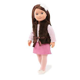 Notre génération - poupée Sienna 18 pouces
