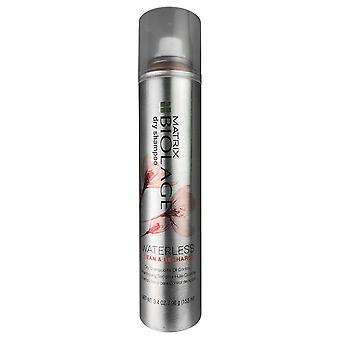 Matrix biolage waterless dry shampoo 3.4 oz