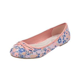 Evans WIDE FIT RANA Women's Ballerinas Multicolored Slippers Espadrilles Loafer