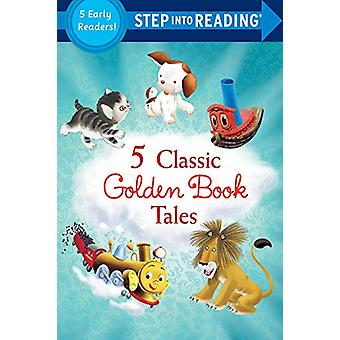 Five Classic Golden Book Tales by Random House - 9780525645160 Book