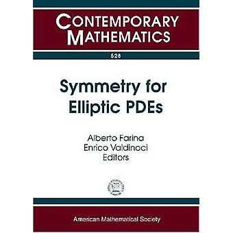 Symmetry for Elliptic PDEs by Alberto Farina - 9780821848043 Book