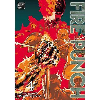 Fire Punch - Vol. 4 by Tatsuki Fujimoto - 9781421598086 Book