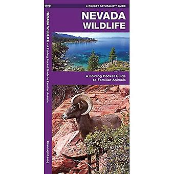 Nevada Wildlife: An Introduction to Familiar Species (Pocket Naturalist Guides)