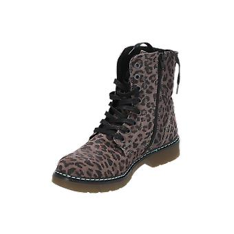 Bullboxer 875-M8-2701G Women's Boots Brown Lace-Up Boots Winter