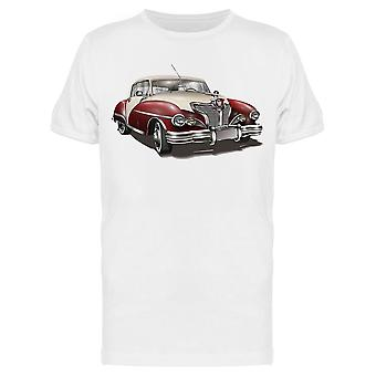 Retro-auto. Classic Vehicle Tee Men's -Kuva Shutterstock