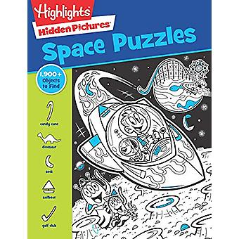 Space Puzzles by Highlights (TM) - 9781684379170 Book