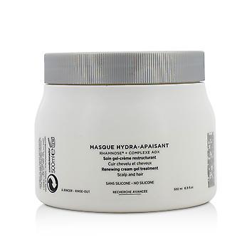 Specifique masque hydra apaisant forny creme gel behandling (hovedbund og hår) 207120 500ml/16.9oz