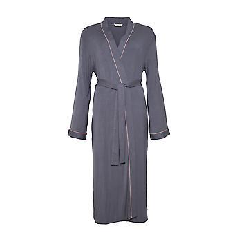 Cyberjammies Hallie 4529 Women's Grey Long Robe