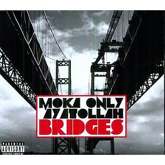 Moka Only & Ayatollah - Bridges [CD] USA import