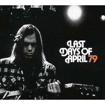 Last Days of April - 79 [CD] USA import