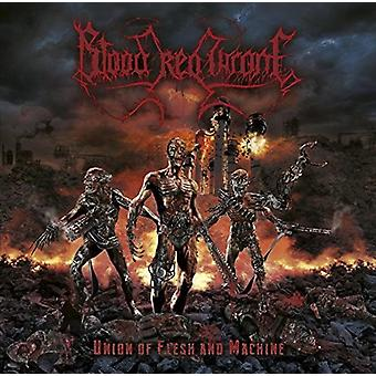 Blood Red Throne - Union of Flesh and M [CD] USA import
