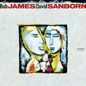 Bob James & David Sanborn - Double Vision [CD] USA import