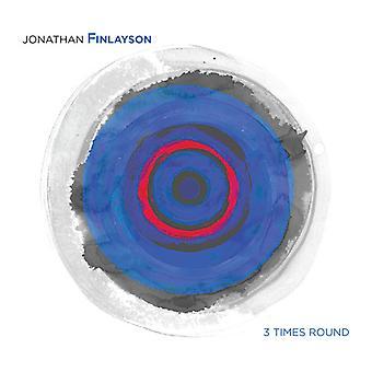 Finlayson*Jonathan - 3 Times Round [CD] USA import
