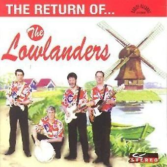 Lowlanders - The Return of [CD] USA import