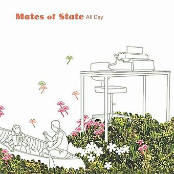 Mates of State - All Day [Vinyl] USA import