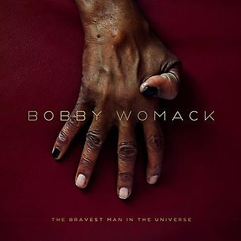 Bobby Womack - Bravest Man in the Universe [CD] USA import
