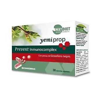 Prevent Immunocomplex 30 capsules