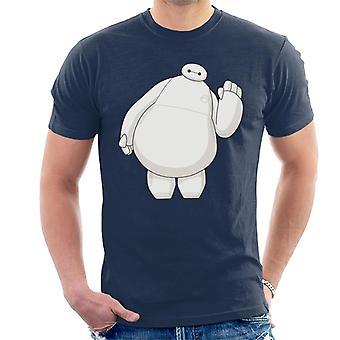 Disney Big Hero 6 Baymax Wave män ' s T-shirt