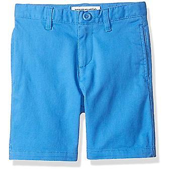 Essentials Big Boys' Vævede shorts, Blå 12