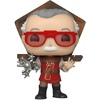 Funko Pop! Vinyl Marvel Stan Lee in Ragnarok Outfit #655