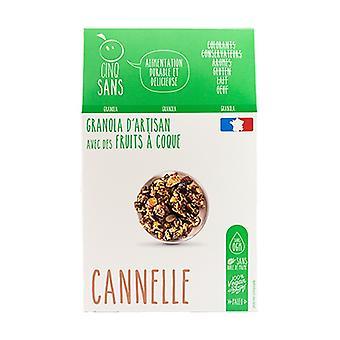 Granola Cannelle bio 300 g