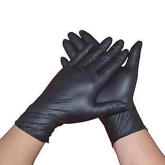 Rubber Gloves Disposable Kitchen /Rubber/Garden Gloves Universal For Left and Right Hand Disposable  Latex Gloves