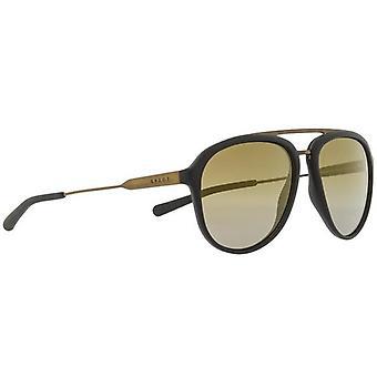 Sunglasses Unisex PalmbeachPilot black/gold