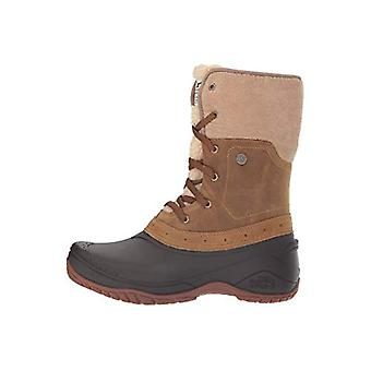 The North Face Womens Shellista Roll Down Closed Toe Ankle Cold Weather Boots