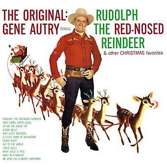 Gene Autry - Rudolph l'importation USA nez rouge [CD]