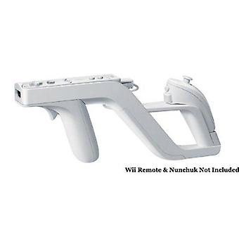 Remote-controller For Wii-zapper Gun Detachable Shooting-gun For Nintend Wii Controller Gaming Accessories White