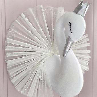 Head Swan Flamingo Seinä roikkuu - Sisustus Muhkea Eläin