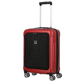 TITAN X-Ray Handbagage Trolley S, 4 wielen, 55 cm, 42,0 L, rood