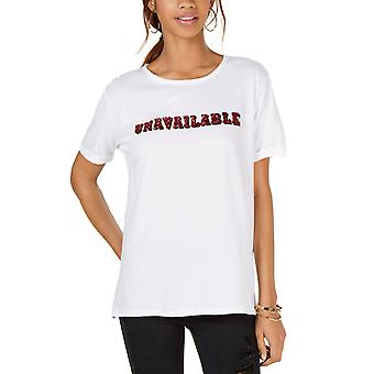Carbon Copy | Embellished Unavailable Graphic T-Shirt
