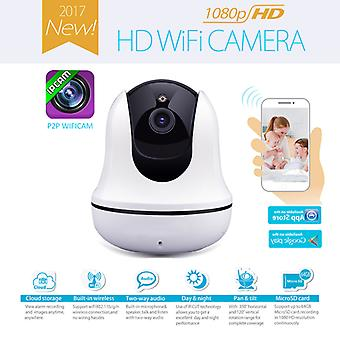 New wireless wifi 1080P camera IP camera home security kit with Night Version