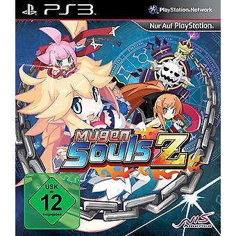 Mugen Souls Z PS3 Game (German Box - English In Game)