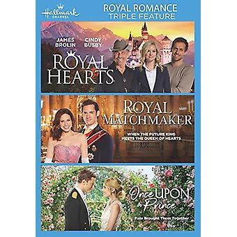 Royal Romance Triple Feature [DVD] USA import