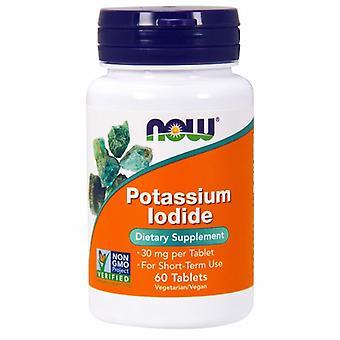 Nyt Elintarvikkeet Kaliumjodidi, 30 mg, 60 Tabs