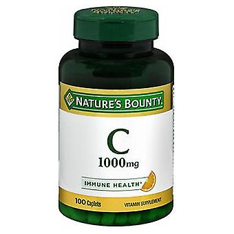 Nature's Bounty Vitamin C, 1000 mg, 100 tabs