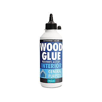 Polyvine Interior Wood Glue 1 Litre CASIWG1L