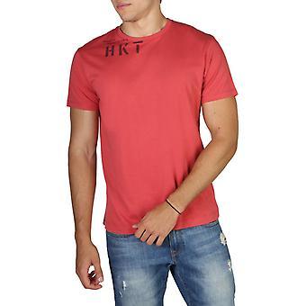 Hackett hm500323 masculino't-shirt de decote redondo
