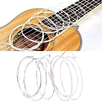 Nylon, Silver Strings Set For Classical Guitar