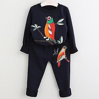 Lzh Clothing Sets Autumn Winter Toddler Clothes Outfit Kids Tracksuit For Suit